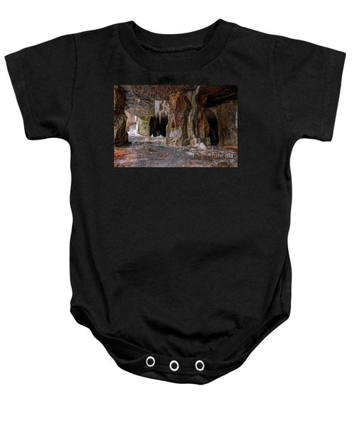 Obstacles Baby Onesie