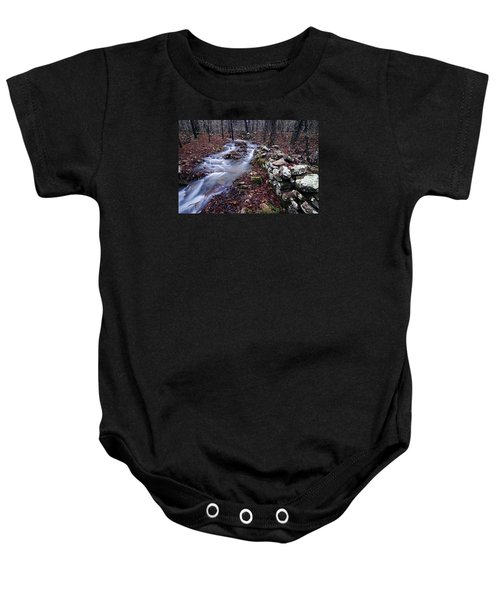 Old Homestead Baby Onesie