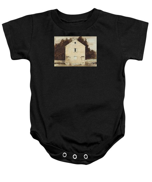 Old Ministry's Shop Baby Onesie