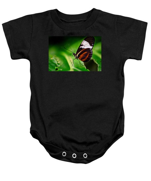 On The Wings Of Beauty Baby Onesie
