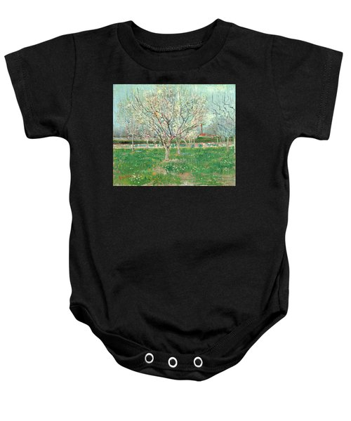 Orchard In Blossom, 1880  Baby Onesie