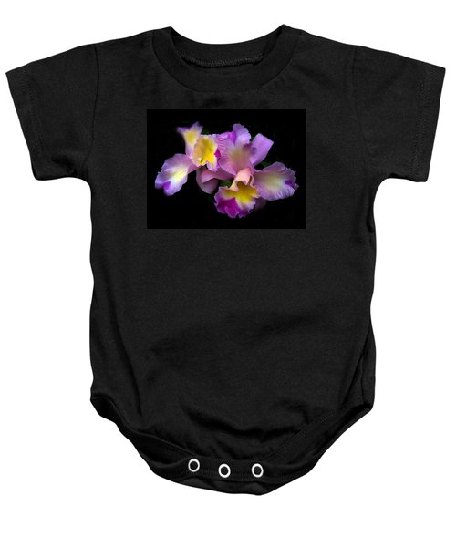 Orchid Embrace Baby Onesie