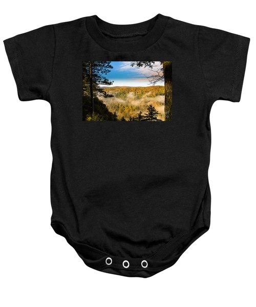 Pa Grand Canyon Baby Onesie