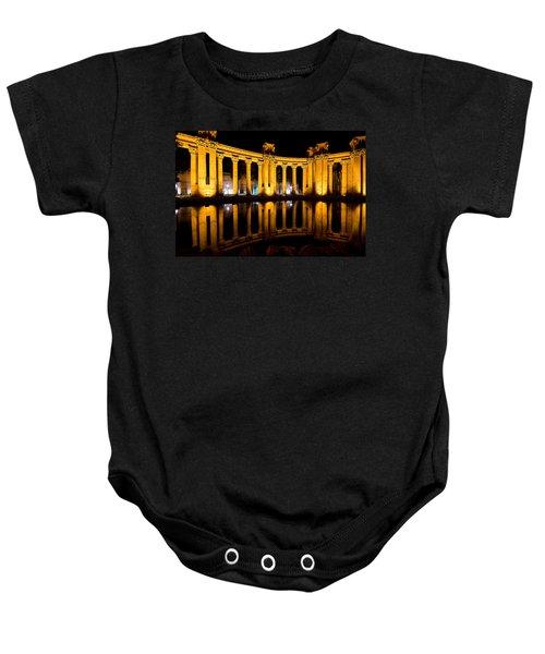Palace Of Fine Arts San Francisco Baby Onesie
