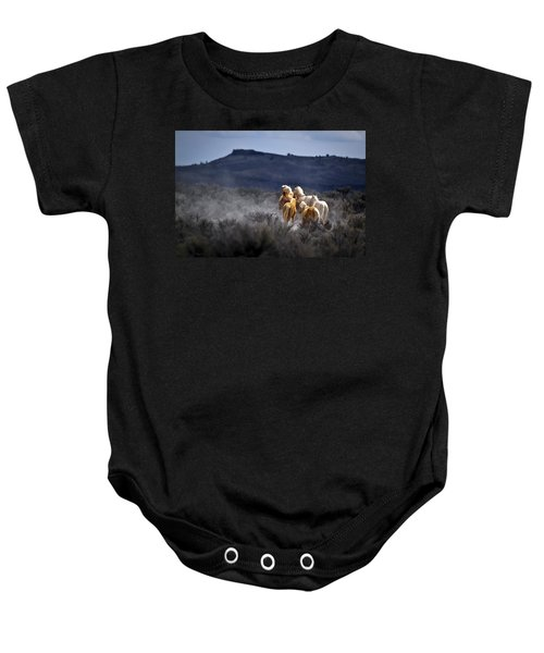 Palomino Buttes Band Baby Onesie