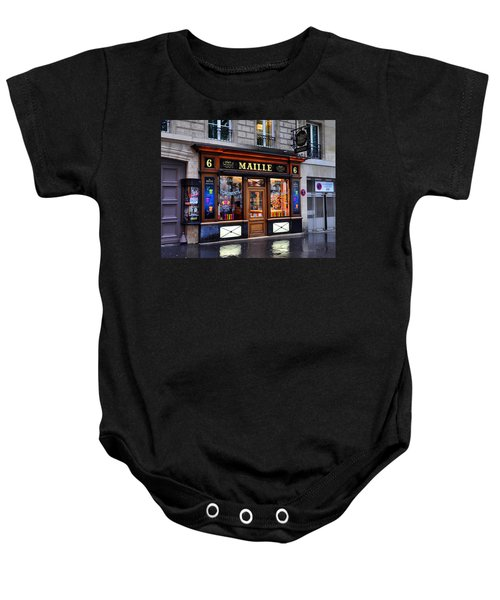 Paris Shop Baby Onesie