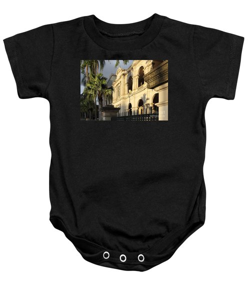 Parlament House In Brisbane Australia Baby Onesie