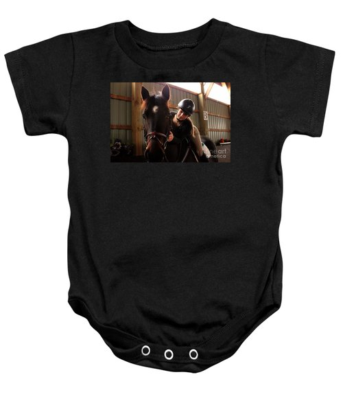 Partnership Baby Onesie