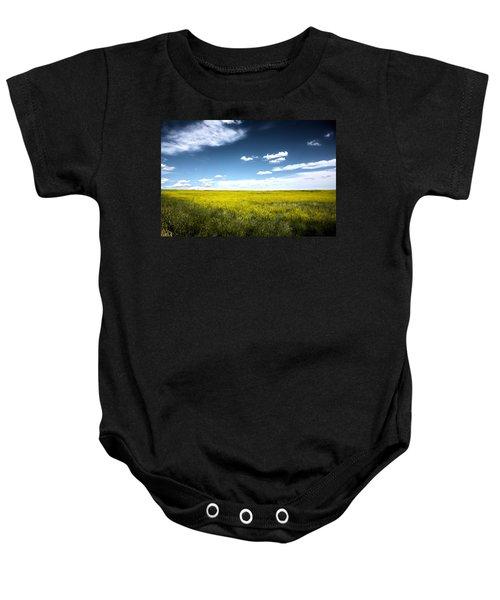Pawnee Grasslands Baby Onesie