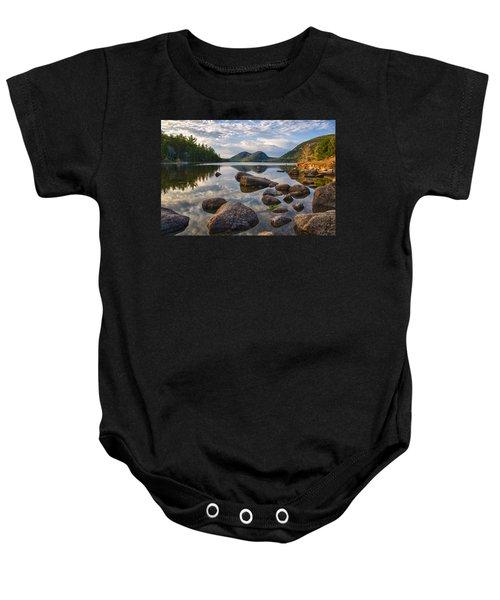 Perfect Pond Baby Onesie