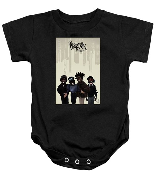 Pharcyde -passing Me By 1 Baby Onesie