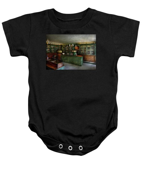 Pharmacy - The Chemist Shop  Baby Onesie
