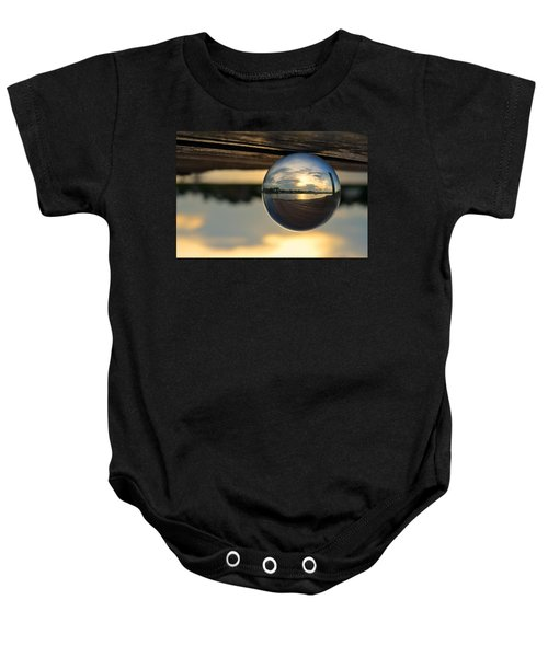 Planetary Baby Onesie