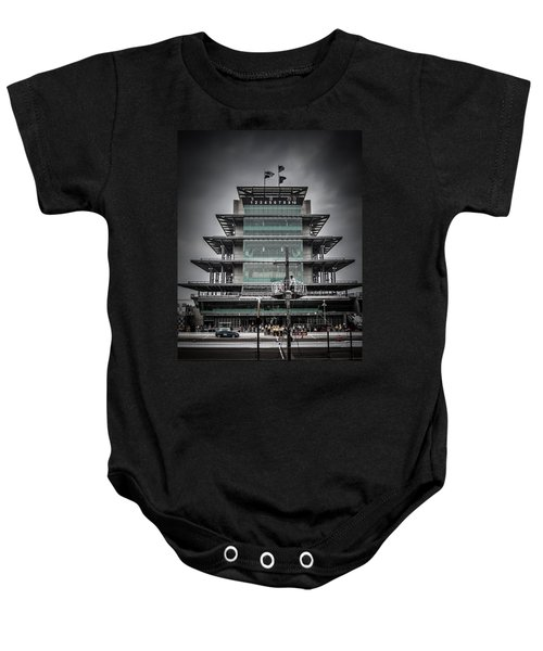Pole Day At The Indy 500 Baby Onesie