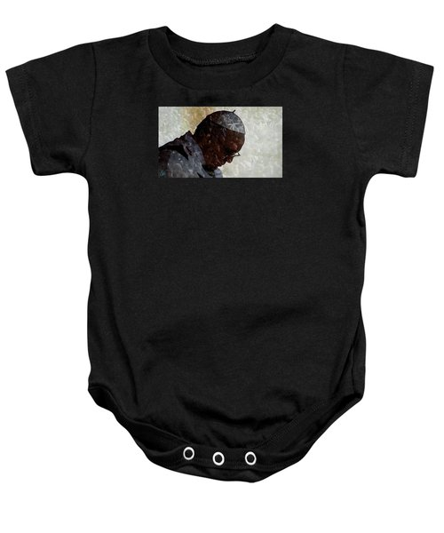 Baby Onesie featuring the photograph Pope Francis Inauguration Vatican 19 February 2013  by Colette V Hera  Guggenheim