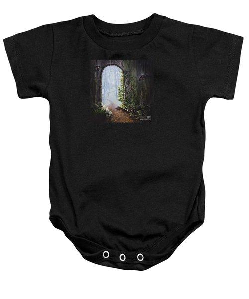 Portal Baby Onesie