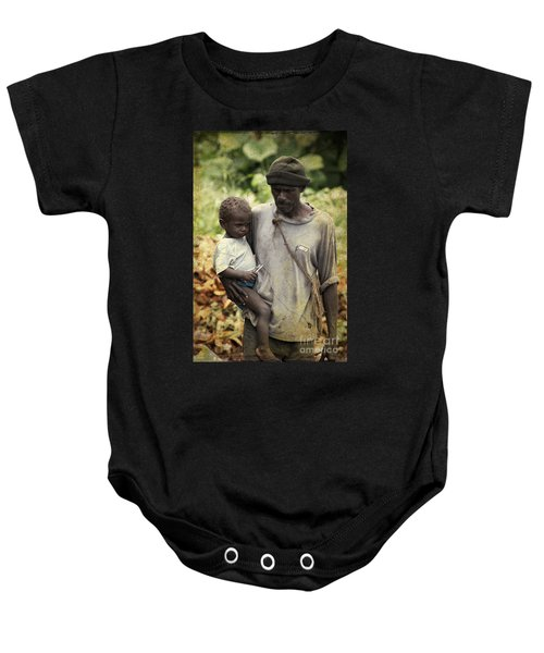 Poverty Baby Onesie