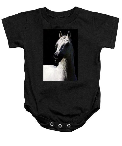 Proud Stallion Baby Onesie
