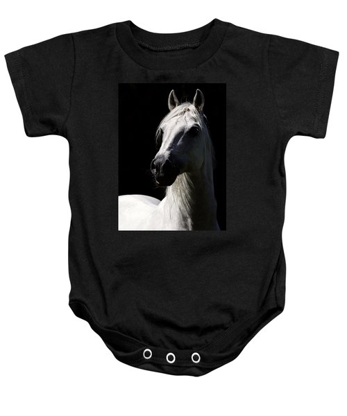 Proud Stallion Baby Onesie