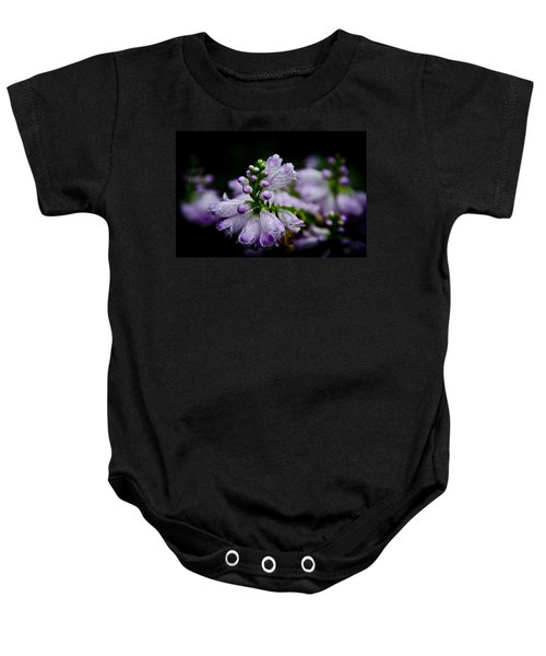 Purple Baby Onesie