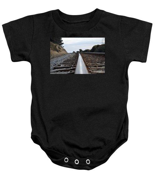 Rail Rode Baby Onesie