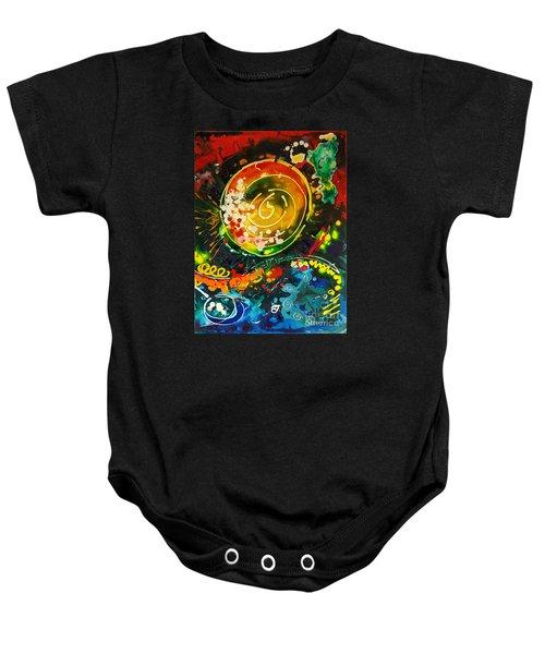 Redshift Canvas 3 Baby Onesie