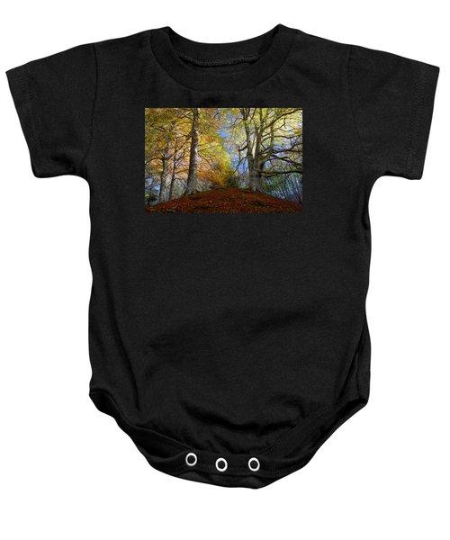 Reelig Forest  Baby Onesie