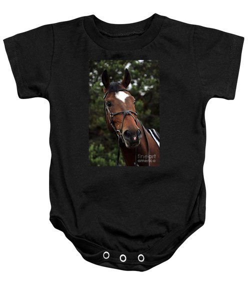 Regal Horse Baby Onesie