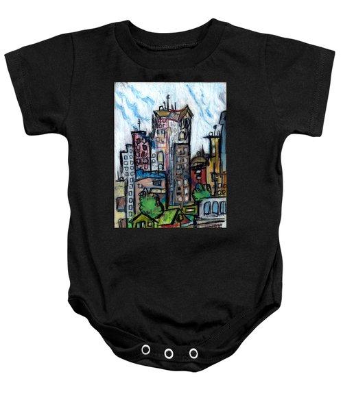 River City II Baby Onesie