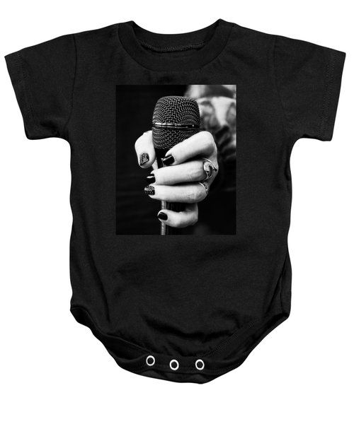 Rock And Metal Baby Onesie