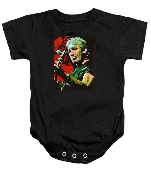Roger Waters. Breaking The Wall  Baby Onesie