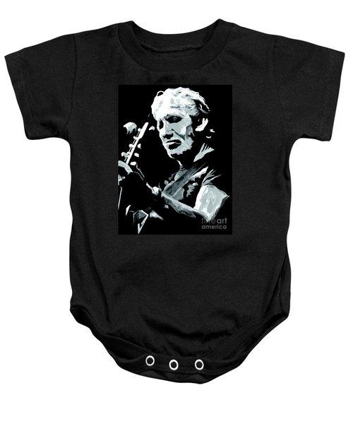 Roger Waters - Dark Side Baby Onesie