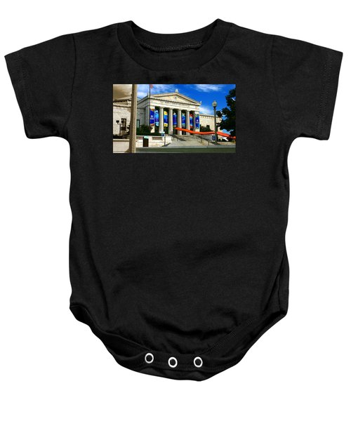 Roman Architecture Baby Onesie