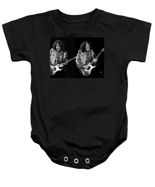 Rory Gallagher Baby Onesie