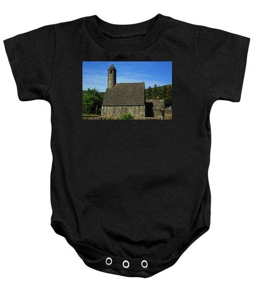 Saint Kevin's Church Baby Onesie