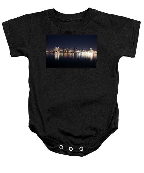 San Diego Ca Baby Onesie
