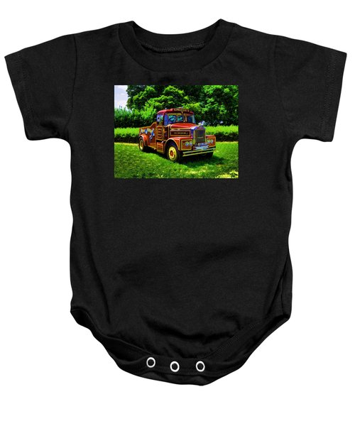 Scammell Highwayman - Color Baby Onesie