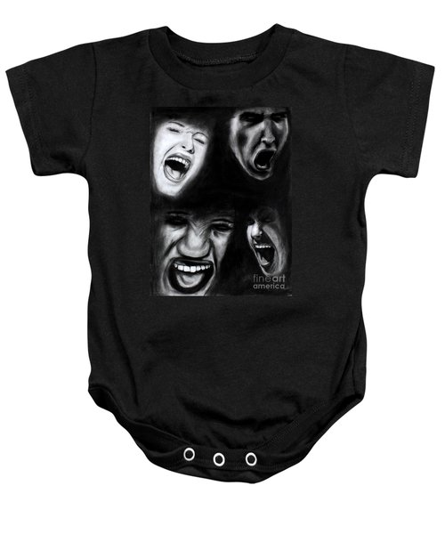 Scream Baby Onesie