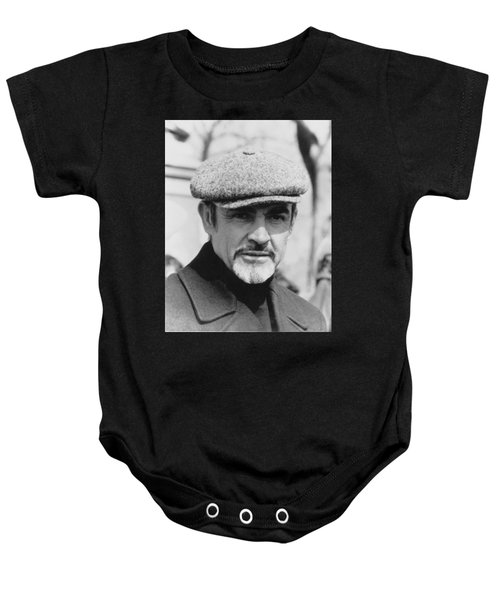 Sean Connery Baby Onesie