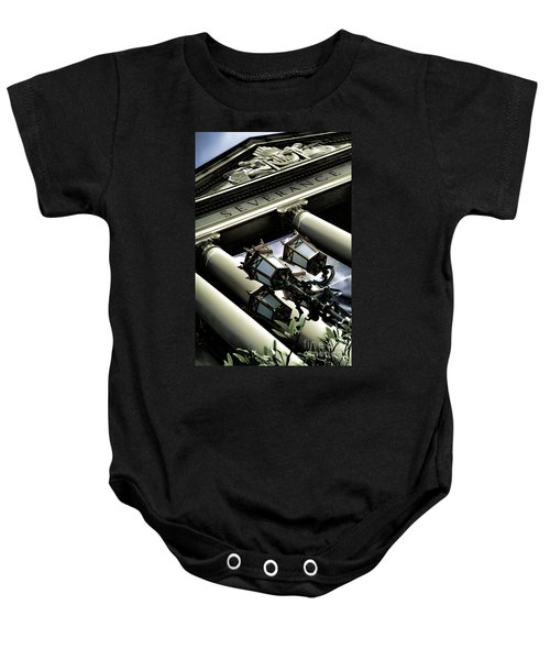 Severance Hall - Home Of The Cleveland Orchestra Baby Onesie