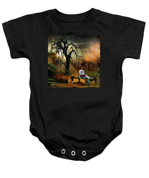 Shades Of The Fall  Baby Onesie