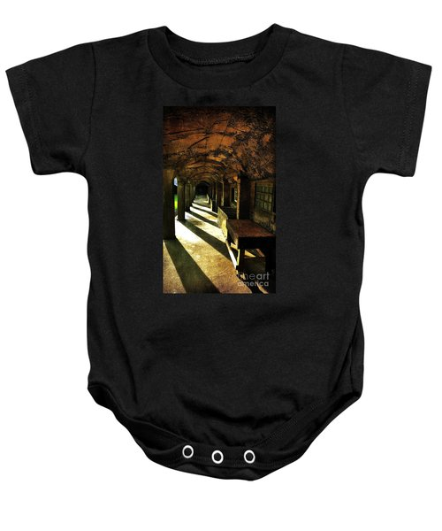 Shadows And Arches I Baby Onesie