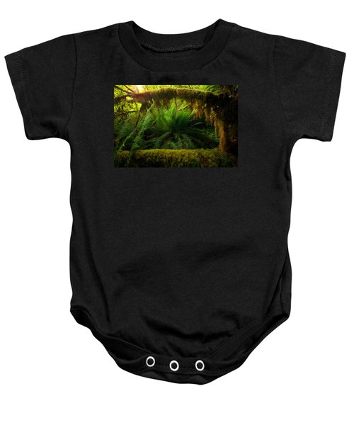 Sheltered Fern Baby Onesie