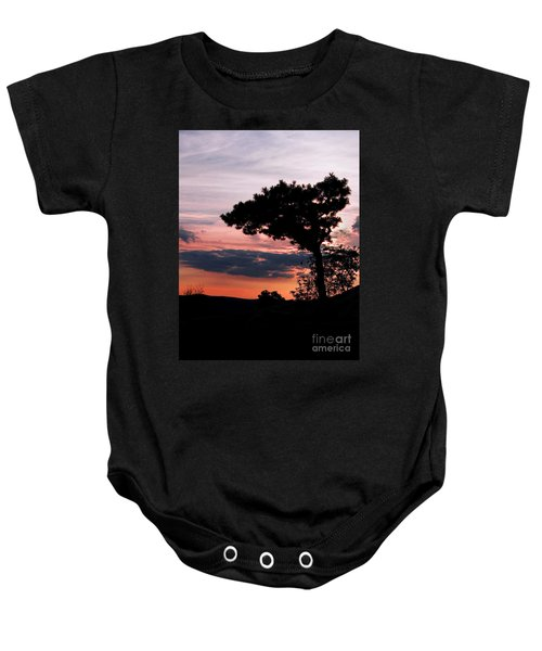Silhouette Baby Onesie