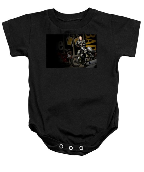 Sinister Character Baby Onesie