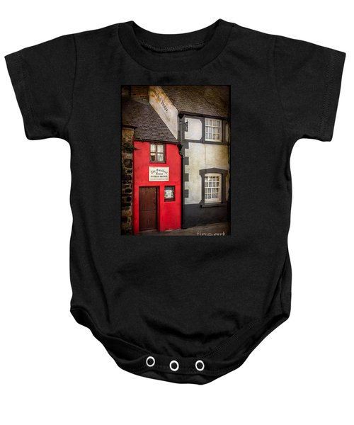 Smallest House Baby Onesie