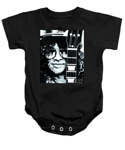 Some Cool Guitar Player- Slash Baby Onesie