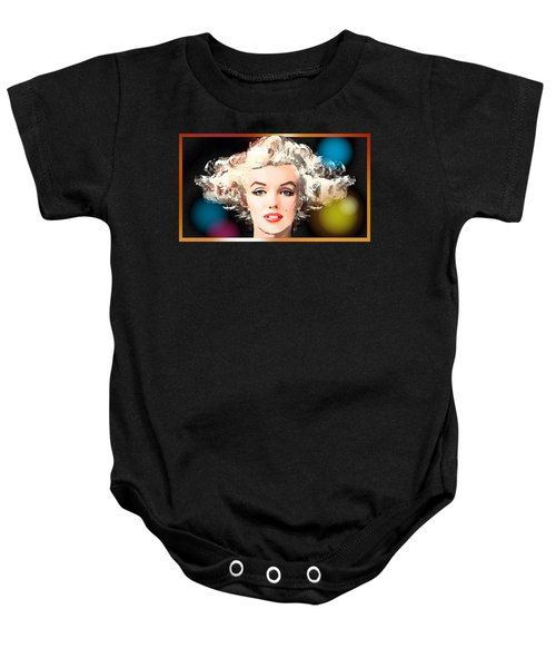 Marilyn - Some Like It Hot Baby Onesie