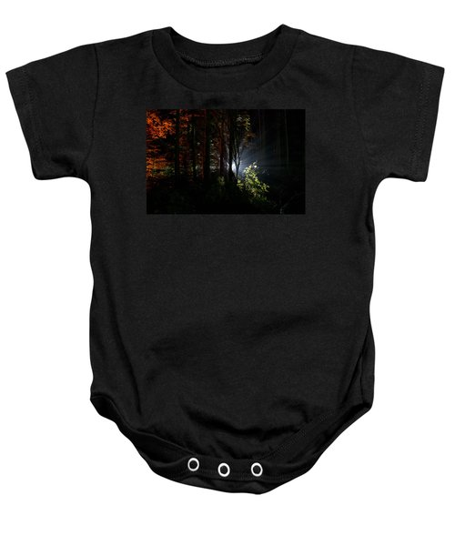 Something Out There Baby Onesie