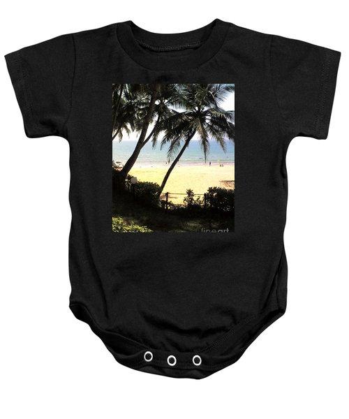 South Beach - Miami Baby Onesie